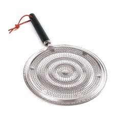 Simmer Plate For Gas Cooktop Simmermat Diffuser For Your Cooking Clay Pots