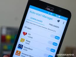 android autostart app how to use the auto start manager app on the asus zenfone 2
