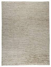 Designer Wool Area Rugs Nature Collection Hand Woven Wool And Hemp Area Rug In White