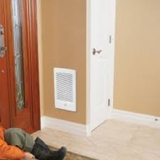 electric recessed built in heaters residential electric wall and