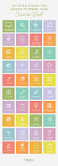infographic 40 little things you can do to break your creative