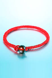 lucky red string bracelet images Generic monkey lucky red string bracelet jin gang knot jpg