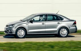 volkswagen polo sedan 2015 vw polo ameo vento u0026 skoda rapid might soon get 16