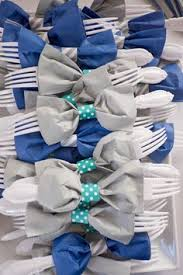 baby shower for boys bow tie napkins for a boy baby shower lots of other