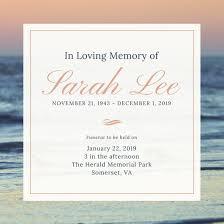 funeral invitation wording funeral invitations paso evolist co