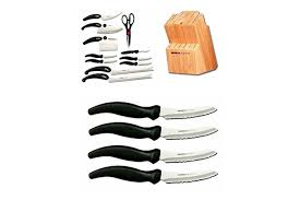 Discount Kitchen Knives 11 Best Kitchen Knife Sets And Reviews 2017