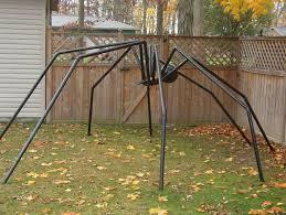 Decorative Spiders Best 25 Halloween Yard Decorations Ideas On Pinterest Outdoor