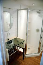 Bathroom With Corner Shower Corner Shower Stalls Your Model Home
