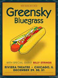 greensky bluegrass announces 3 chicago nye run kalamazoo