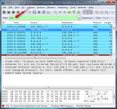 wireshark tutorial analysis how to hack use wireshark to capture filter and inspect packets