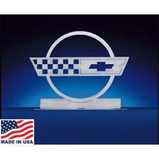 c4 corvette emblem c4 corvette framed photo emblem frame your own the corvette store