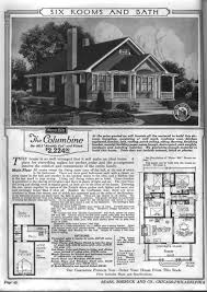 Sears Craftsman House 33 Best 4 Gabled Roof 1 Story Side Entrance Images On