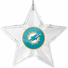 miami dolphins ornaments dolphins ornaments