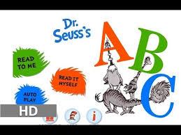 De Seuss Abc Read Aloud Alphabeth Book For Dr Seuss Abc Official Read Aloud Book Playthrough Hd