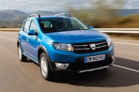 renault dacia 2015 dacia sandero stepway ambiance dci 90 first drive