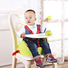 baby high chair that attaches to table three colors new design multifunction baby chair portable folding