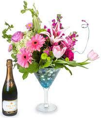 fort worth florist send martini chagne in fort worth tx tcu florist