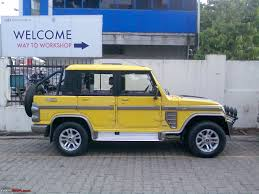 thar jeep modified in kerala mahindra bolero stinger interior image 129