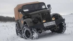 gaz 69 off road 697 gaz 69 mud russian cars youtube