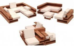 Space Saving Furniture For Small Bedrooms by Modular Sofas For Small Spaces Foter
