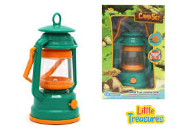 amazon com camping toy lantern camp set pretend play with button
