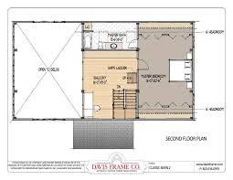 Loft Barn Plans | best modern farmhouse floor plans that won people choice award