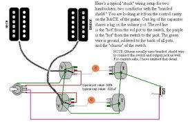 gibson humbucker wiring diagram wiring schematics and wiring