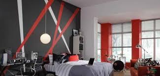 wandgestaltung streifen beispiele perfekt wandfarbe streifen muster wand streichen ideen grau modern