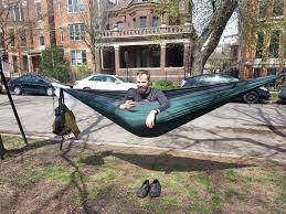 you need a permit to hang a hammock in chicago u0027s parks who knew