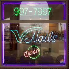 v nails home facebook