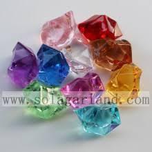 Vase Rocks Plastic Crystal Stone Beads Crystal Stone Beads Plastic Crystal