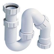 syphon d evier de cuisine siphon d evier sortie verticale ou horiz rubrique sanitaire