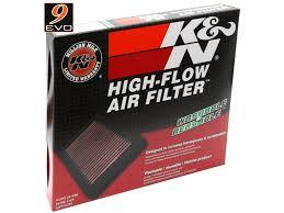 filtre de filtre air kn