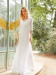 robe mari e sirene dentelle myphilosophy créatrice de mode et robes de mariées équitables et
