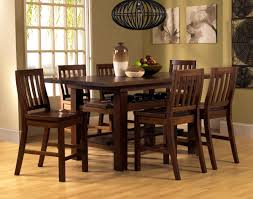 furniture mesmerizing piece counter height dining table set