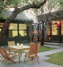 architecture courtyard homes model modern prefab plans home design