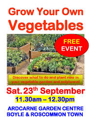Growing Your Own Vegetable Garden by Grow Your Own Vegetables News Ardcarne Garden Centre