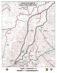 Wray Colorado Map Calico Trail 208 U2022 Hiking U2022 Colorado U2022 Hikearizona Com