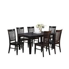Black Kitchen  Dining Room Sets Youll Love Wayfair - Dining room tables black