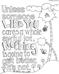 download coloring pages the lorax coloring pages the lorax trees
