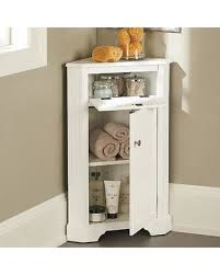 Bathroom Corner Storage Cabinet Amazing Savings On Weatherby Bathroom Corner Storage