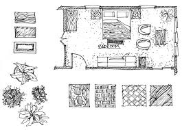 Design Floorplan by Floor Plan Rendering Drawing Hand