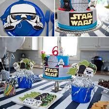 Star Wars Birthday Decorations Star Wars Birthday Decorations Ideas