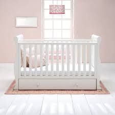 Sleigh Cot Bed East Coast Alaska White Sleigh Cot Bed With Free Delivery