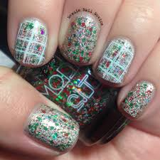 40 great nail art ideas glitter topper or flakie newsie nail novice
