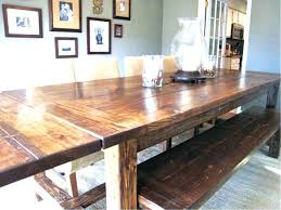 picnic style kitchen table bench style dining room tables picnic tables in dining room picnic