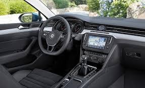 New Passat Interior Volkswagen Passat