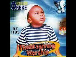 prince gozie okeke thanksgiving worship 2of2