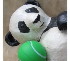 how to make a paper mache baby panda u2013 ultimate paper mache