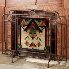decorative fireplace covers fireplace ideas
